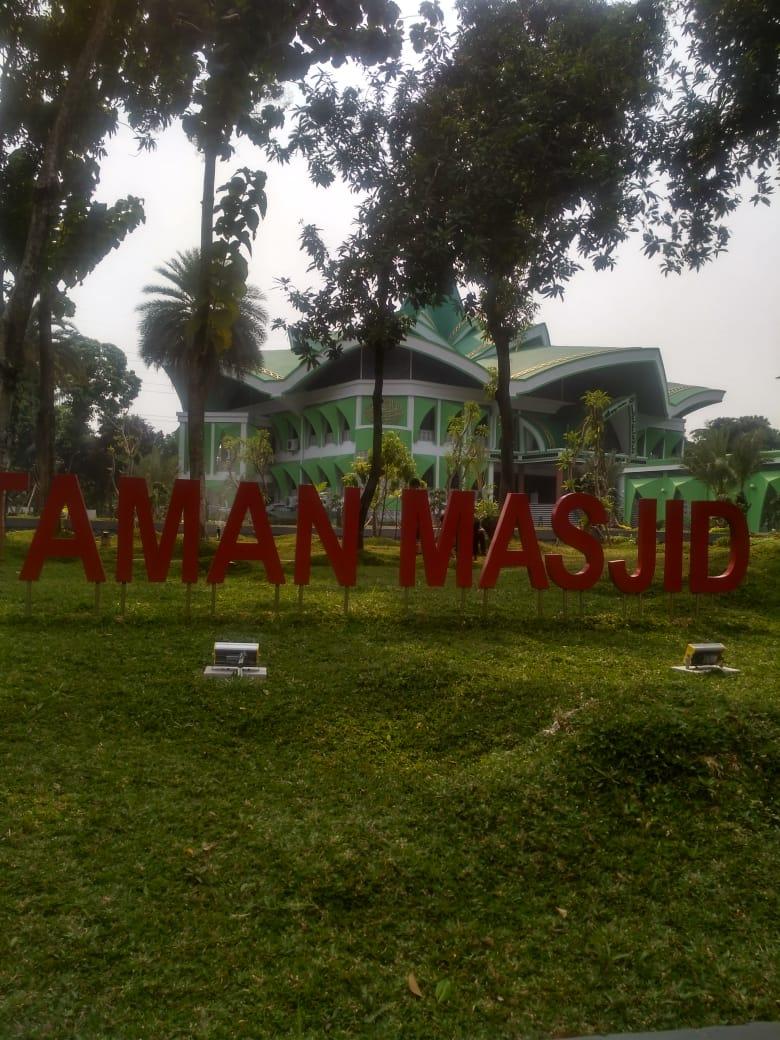 Taman Masjid DPR
