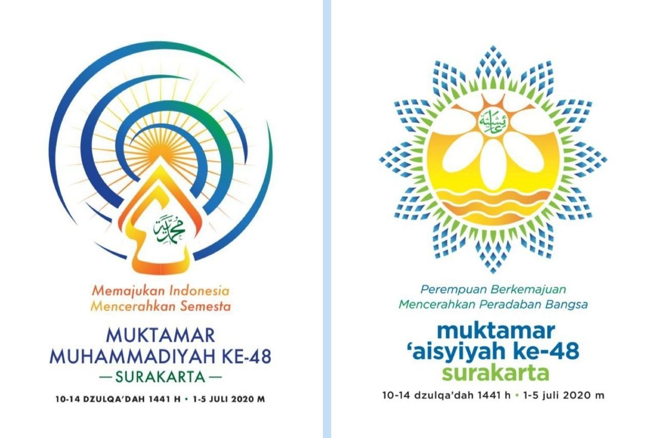 Logu Muktamar Muhammadiyah-Aisiyah